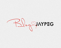 JAYPEG Blog Logo Design