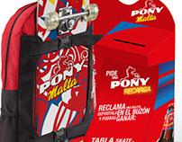 Promo para tienda de Pony Recarga