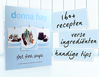 Donna Hay - Fast, fresh, simple | Book Commercial