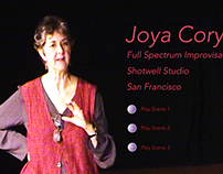 Joya Cory Full Spectrum Workshop Video
