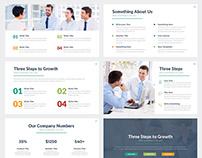 Savannah ProfessionalGoogle Slides Template