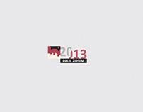 Calendar 2013 Paul Zosim