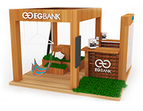 EGBANK Booth ( summer 2017)