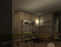 "Project ""Passe"" cafe-bar"