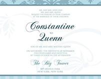 5 Wedding Invitation 7x7 ver05-1