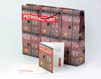 OJSC PETROLESPORT corporate calendar & souvenirs