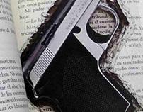 Criminal Genre Bookstore - Merchandising