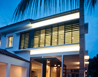 Private Housing - HILLVIEW Crescent - Singapore