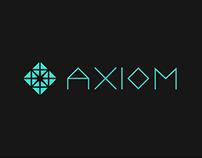 AXIOM VFX - Brand Identity