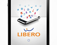 Libero iPhone App