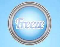 Freeze for AVIVA, D&AD Competition