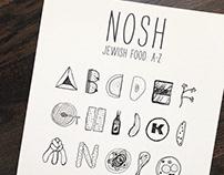 NOSH: Jewish Food A-Z