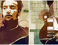 Music is a way of life - Ben Harper
