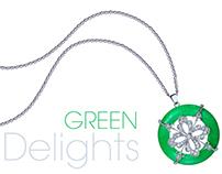 GREEN DELIGHTS
