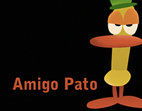 Amigo Pato animatic