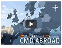 CMD Abroad; A trip trough Spain, Lithuania & Finland.