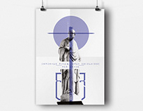 sculpture poster series
