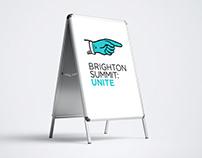 Brighton Chamber of Commerce Summit 2020 Branding