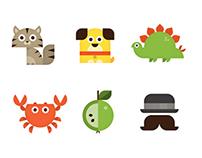 Nook HD Icons