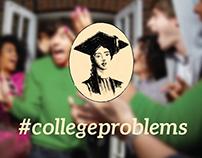 #collegeproblems Identity Design