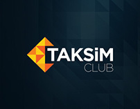 Taksim Club - Web Design