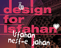 Design for Isfahan / Iran exhibition 2019