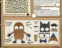 Format 13 Children's Activity Guide