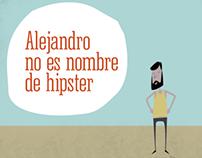No es país para hipsters