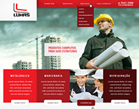 Web Design Metal Company