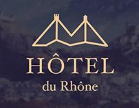 Hotel logo redesign