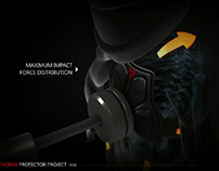 Dainese Unofficial Spot - Thorax Protector