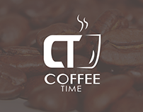 Coffee Time - Brand design and applications