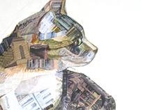 Collages : Animals I