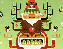 Marco Palmieri 2012 Christmas Card