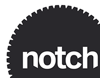 Notch - Nottingham Trent Uni Degree Show Branding