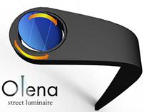 Olena Street Luminaire