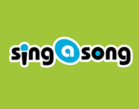 SING A SONG/LOGO DESIGN APP