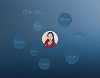 Personal Web UI (for fun!)