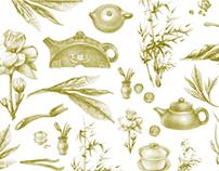 LKY Tea Branding Design
