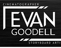 Evan Goodell Personal Brand Identity
