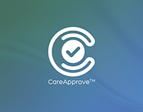 CareApprove Health App - Logo/UI-UX Design