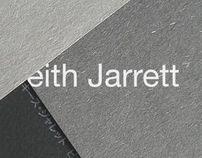 Keith Jarrett - Solo Piano Concert - Posters