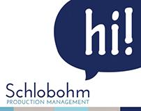 Jessica Schlobohm Personal Brand Identity