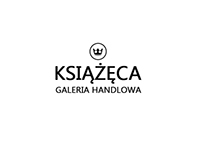 Książęca logo for shopping center