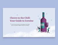 Icewine Infographic