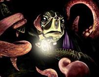 Exorcise the Kraken!