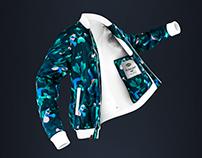Jacket Design for Lenovo x Pantheone Paris