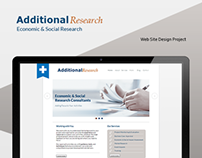 Additional Research Web Design
