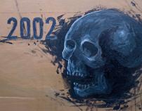 2002 Entropic Calendar
