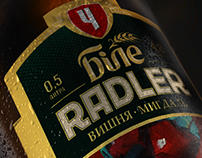 Bile Radler | Label Design